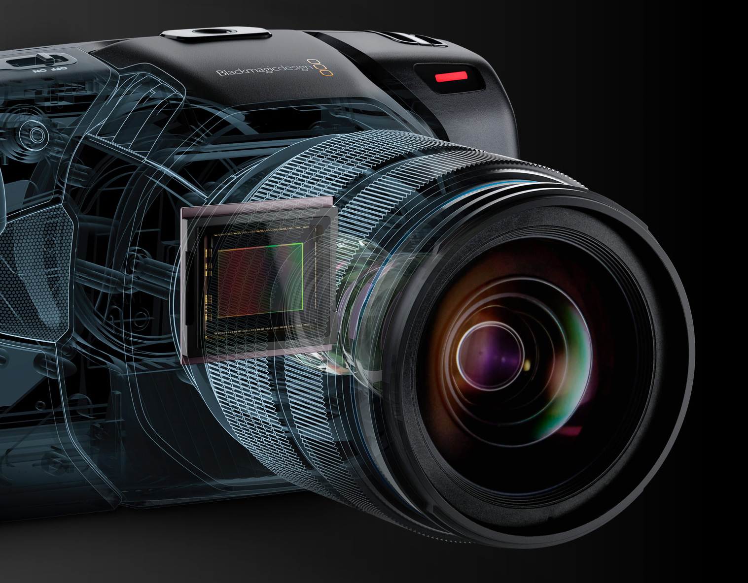 Blackmagic Pocket Cinema Camera 4K RAW and ProRes 422 footage