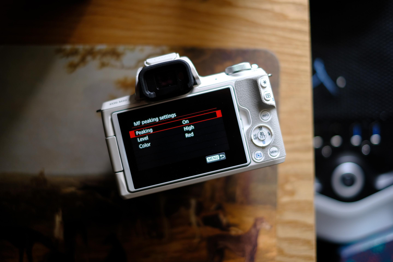 Canon EOS M50 - an accidental 4K Digital Bolex - EOSHD