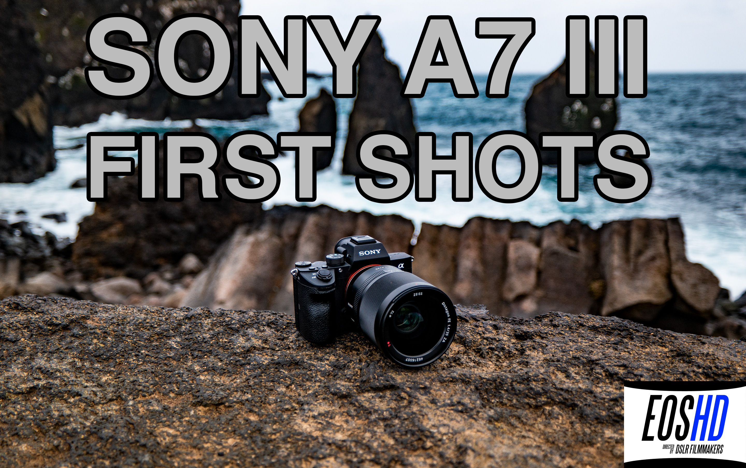 Sony A7 III first impressions - what is going on with metering in