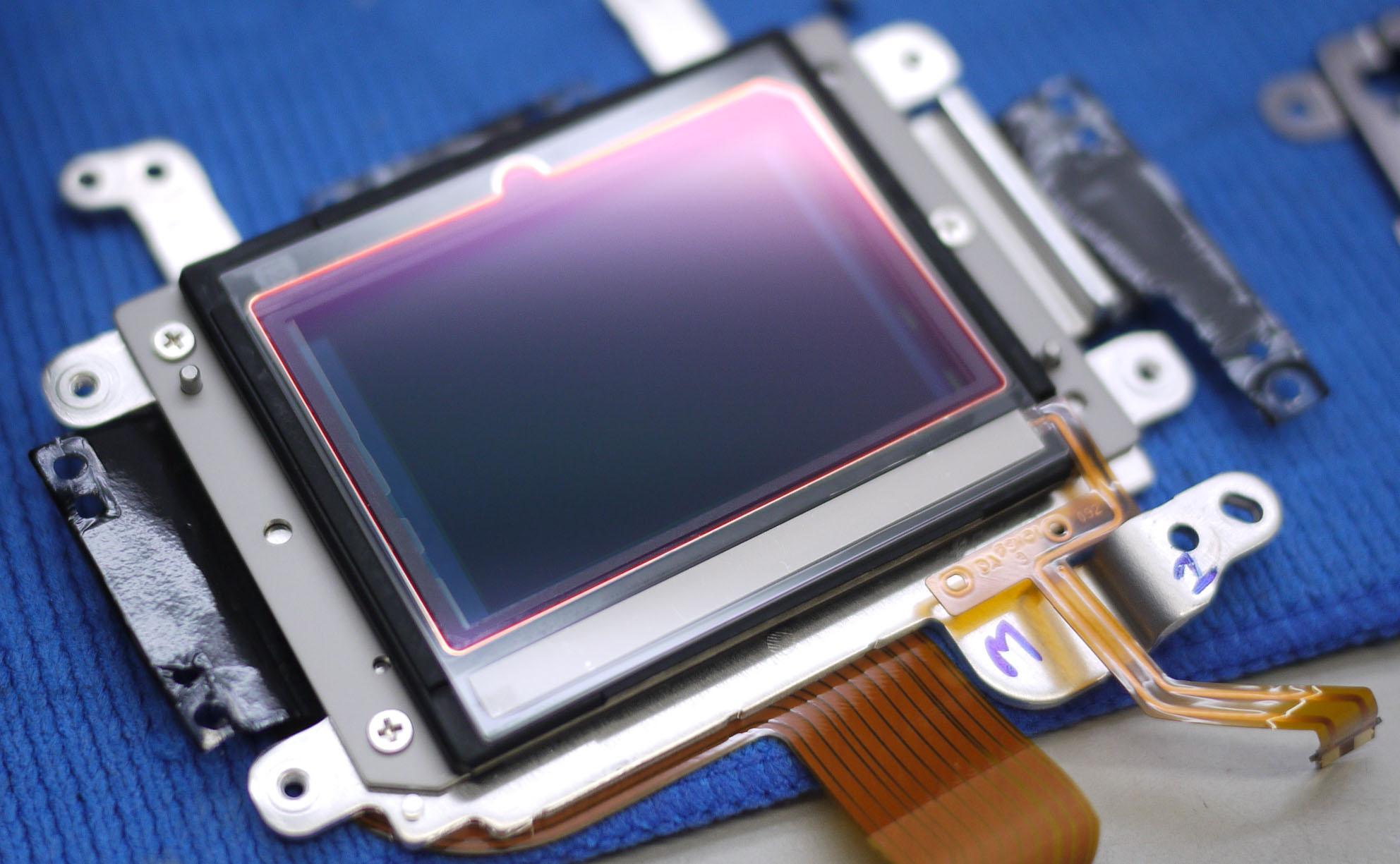 Rumored Sony A6700 sensor