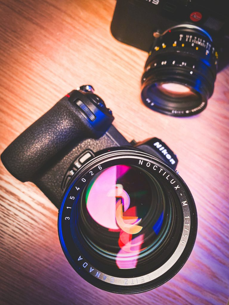 First ever shots from the Nikon Z7 at F1.0 with Leica Noctilux – In the darkness