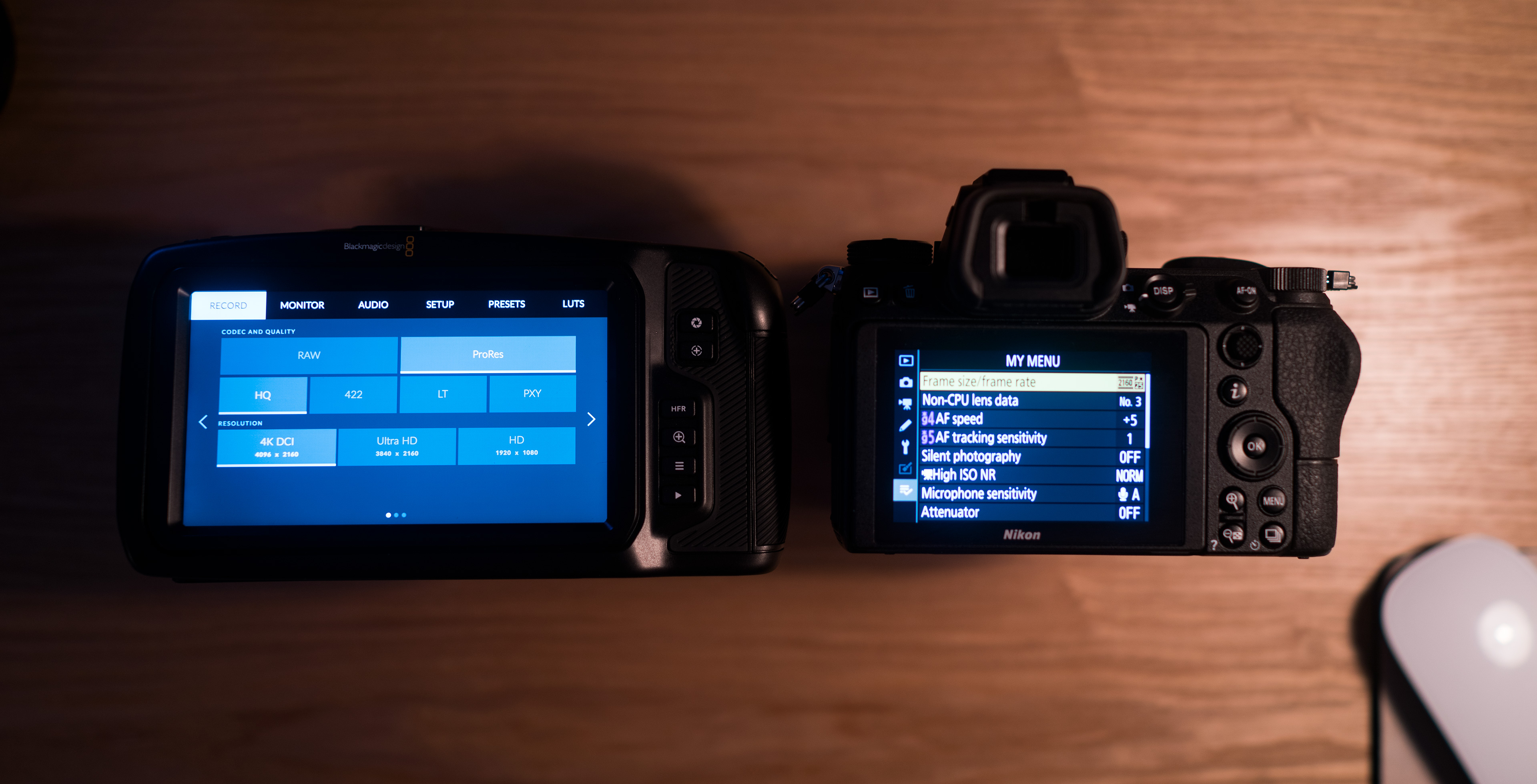 The Blackmagic Pocket Cinema Camera 4K unboxed and first