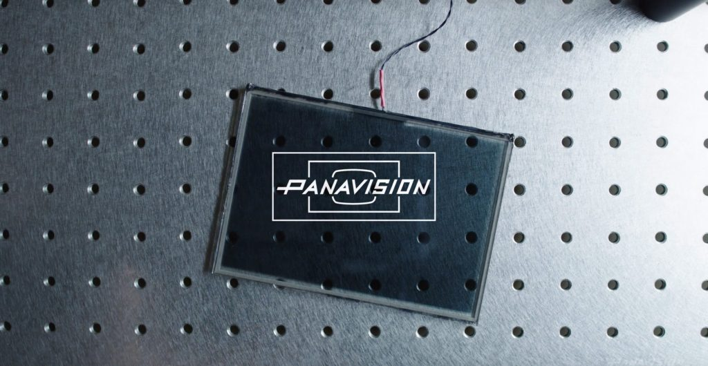 Panavision announce new Electronic ND Filter, powered by built-in battery