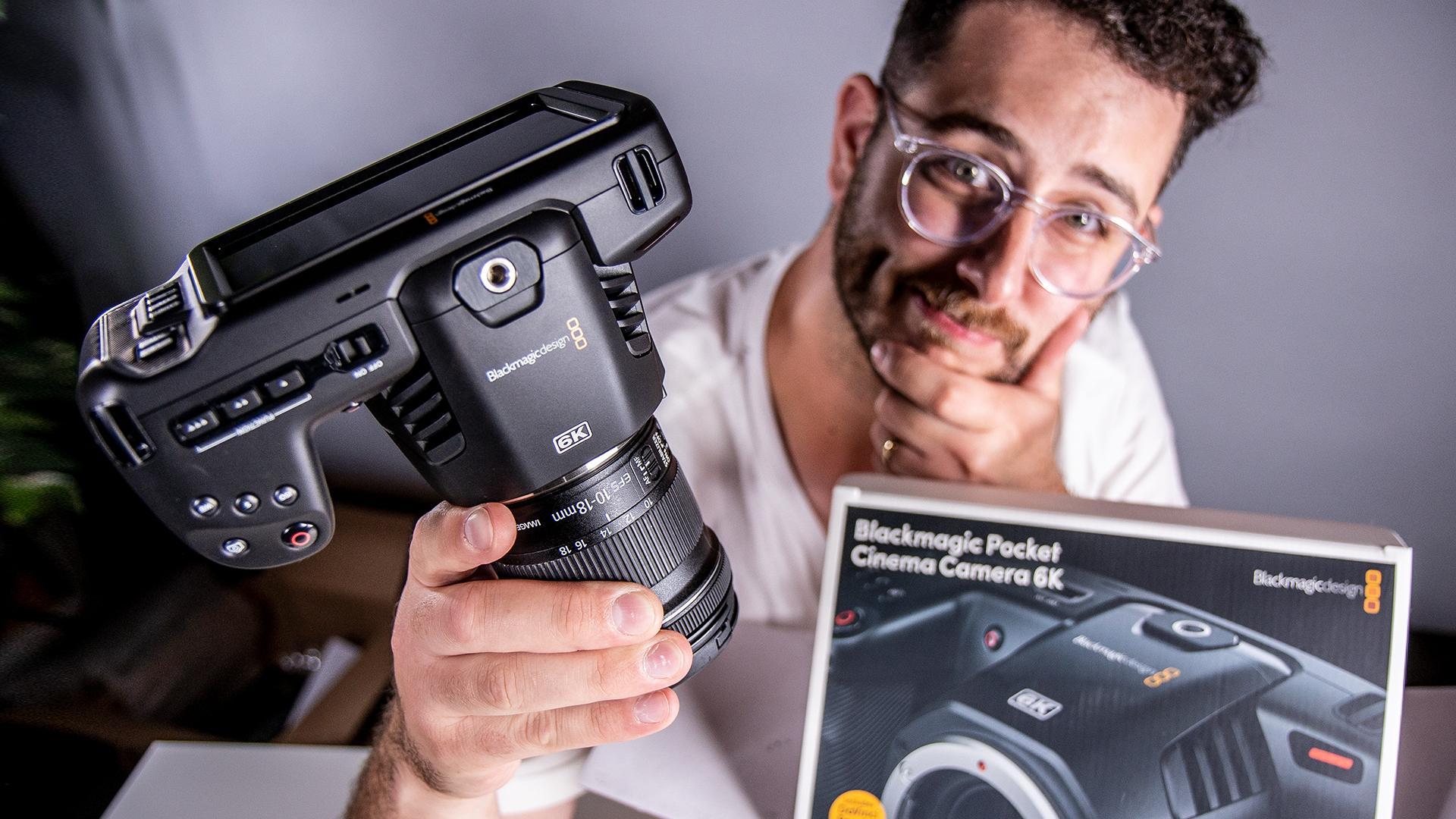 Blackmagic Pocket 6k No Prores In 6k Eoshd Com Filmmaking Gear And Camera Reviews