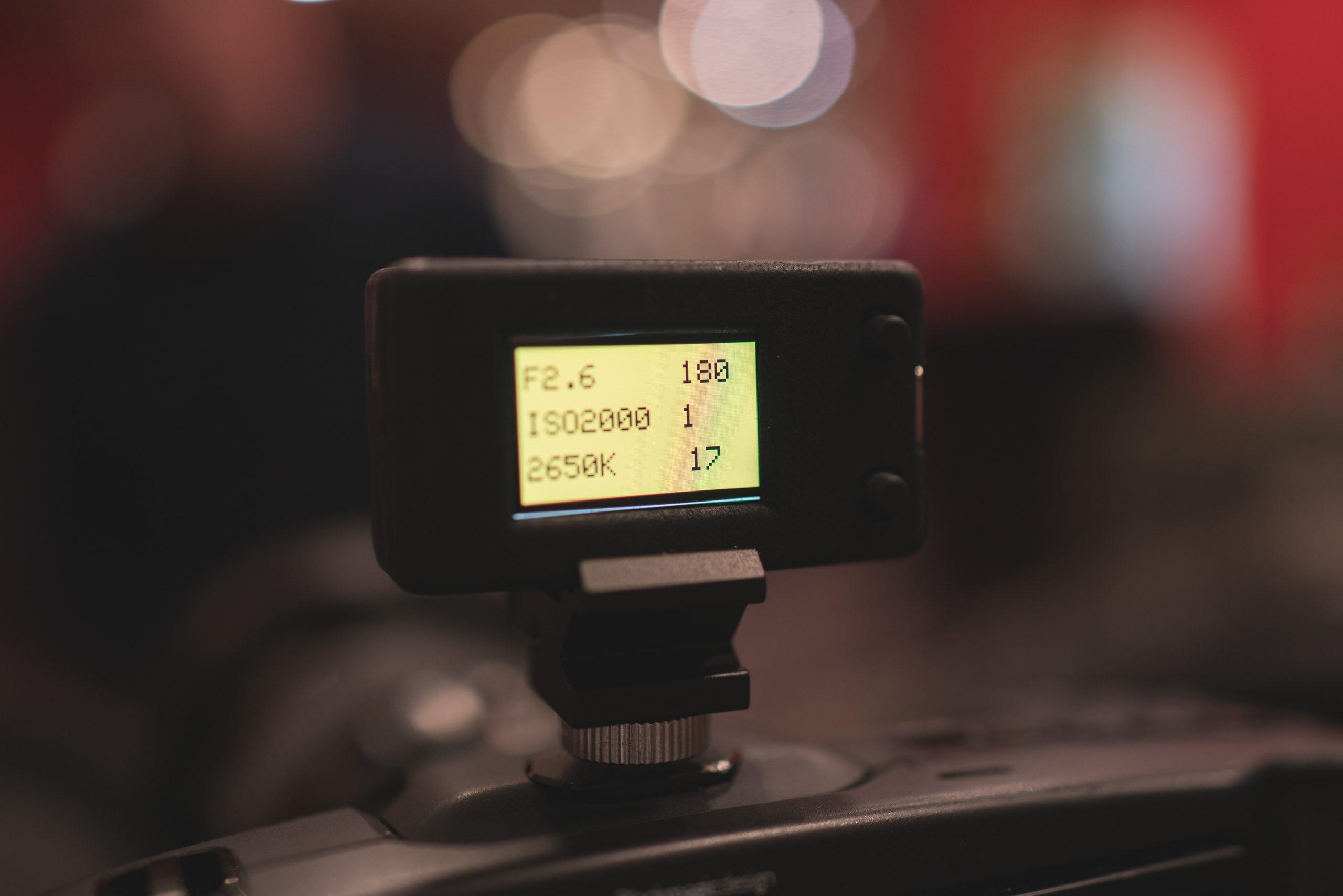 CDA-TEK PBC with Pocket Cinema Camera 4K