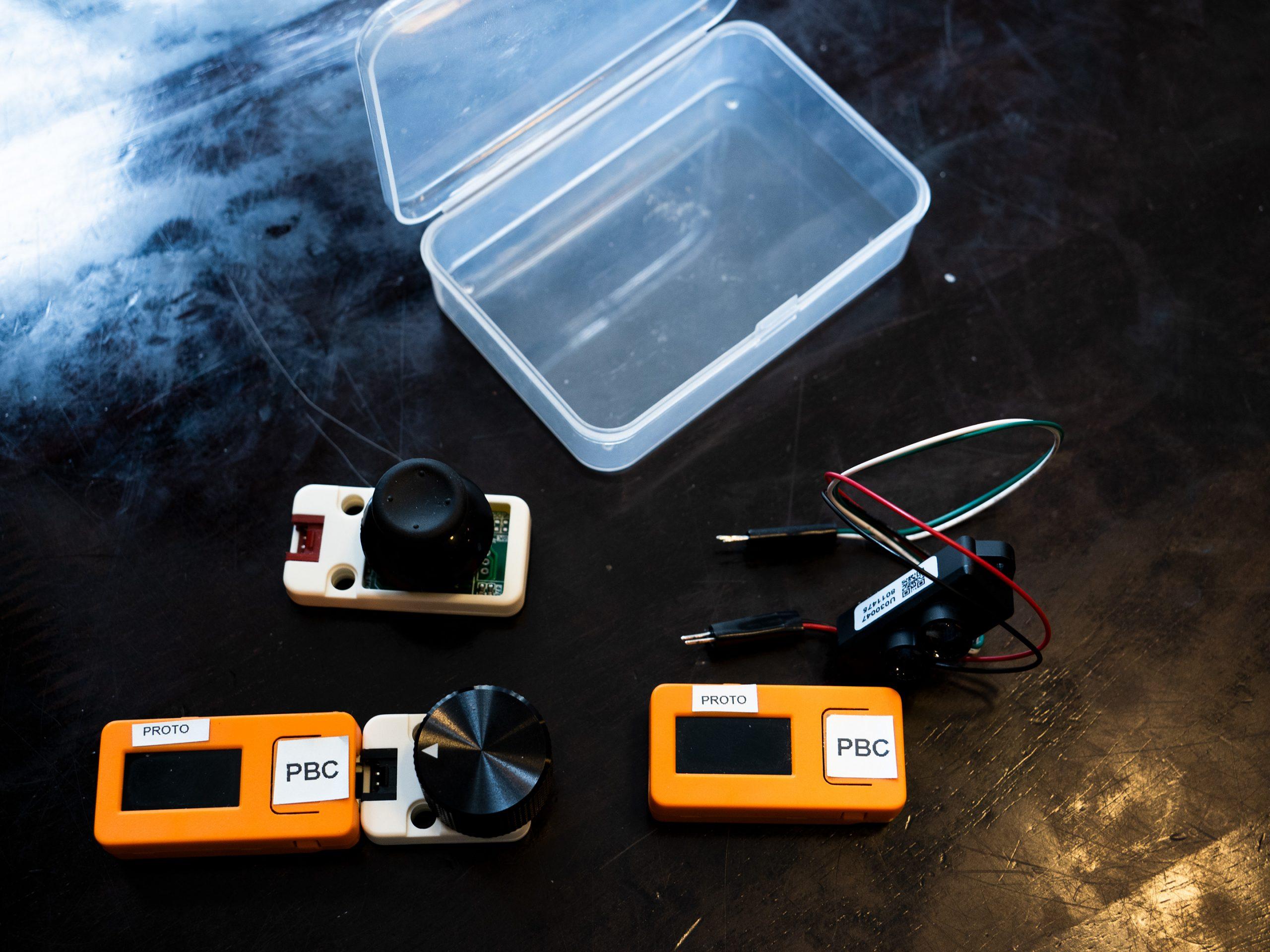 CDA-TEK PBC prototypes