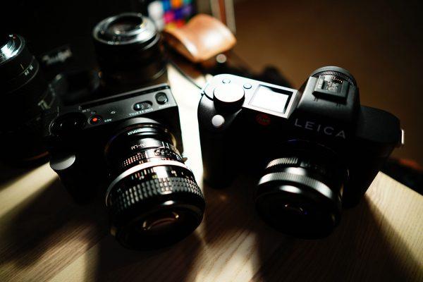 Sigma Fp vs Leica SL2