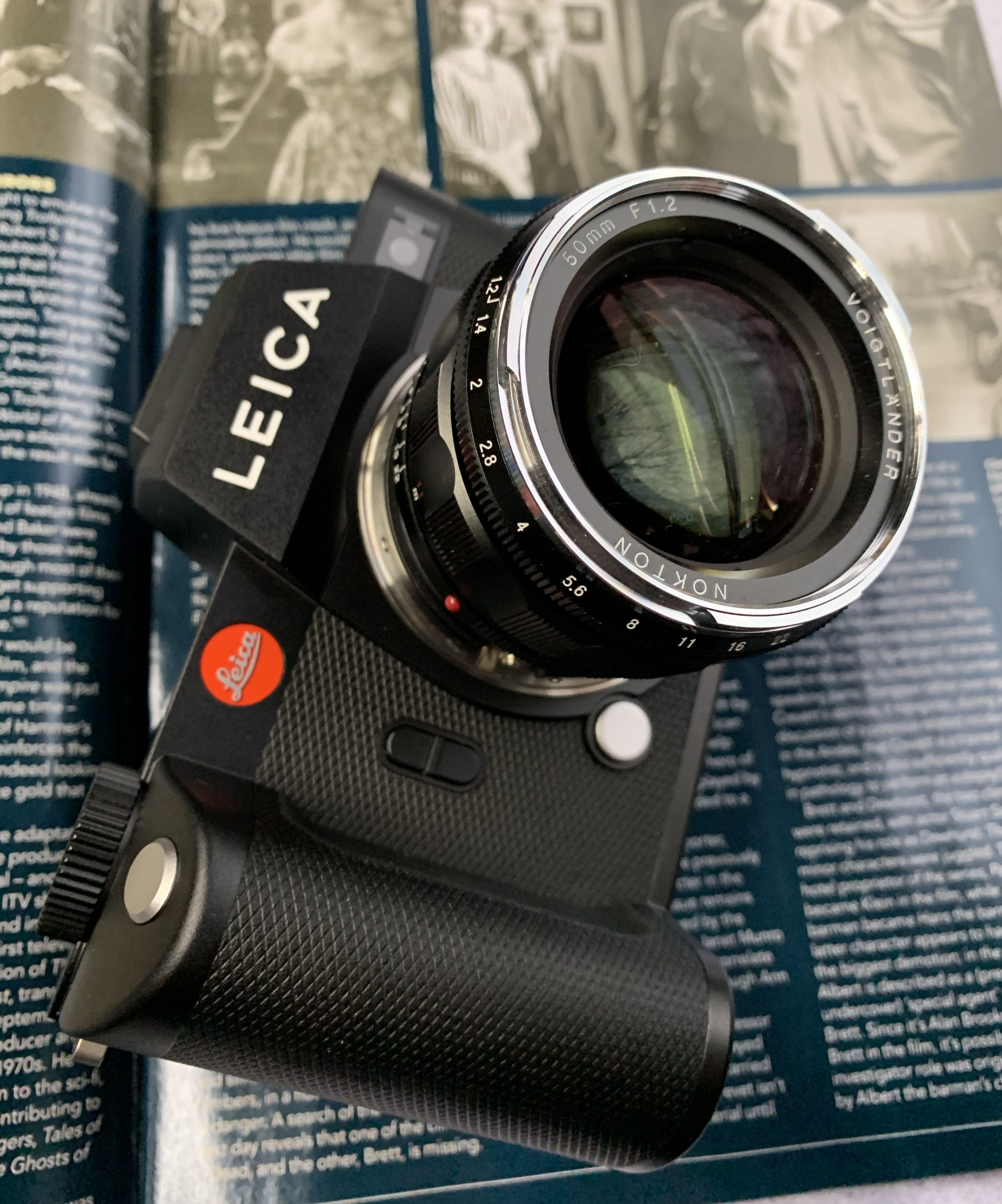 Leica SL2 - review coming soon