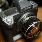 Fujifilm GFX 100 with Canon Dream Lens