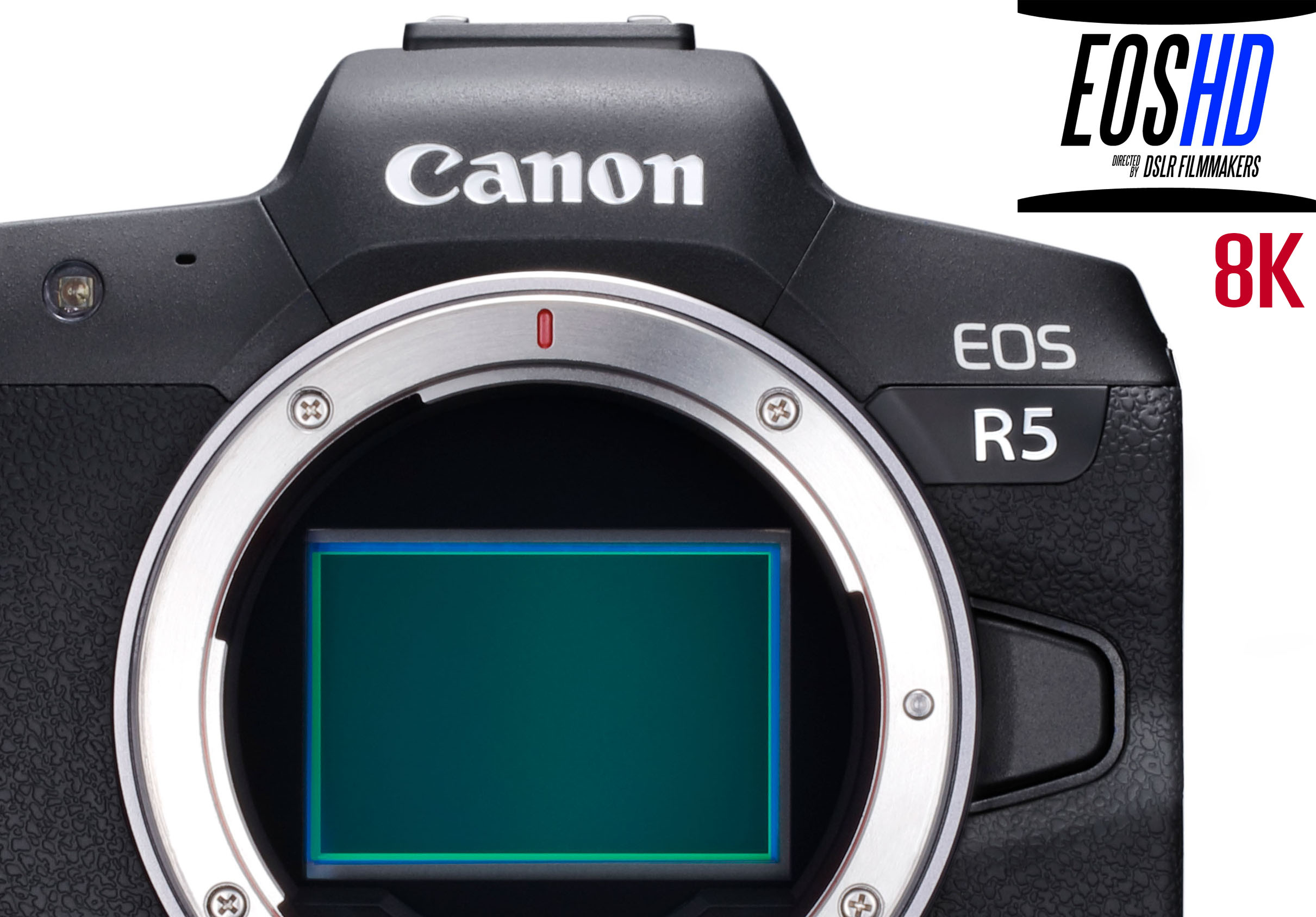 Canon EOS R5 8K video specs
