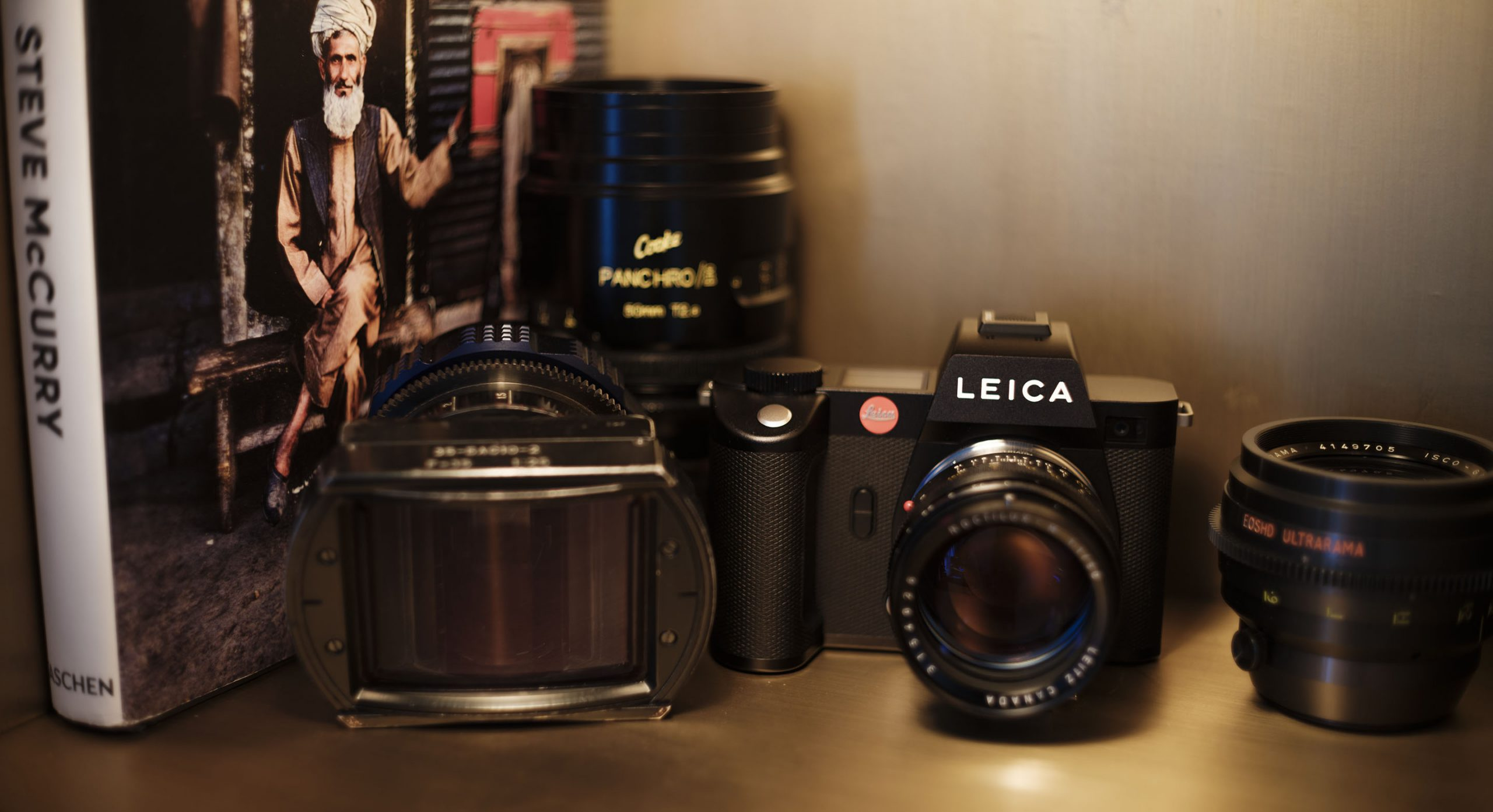Leica SL2 with LOMO anamorphic and Noctilux