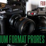 Fuji GFX 100 ProRes RAW