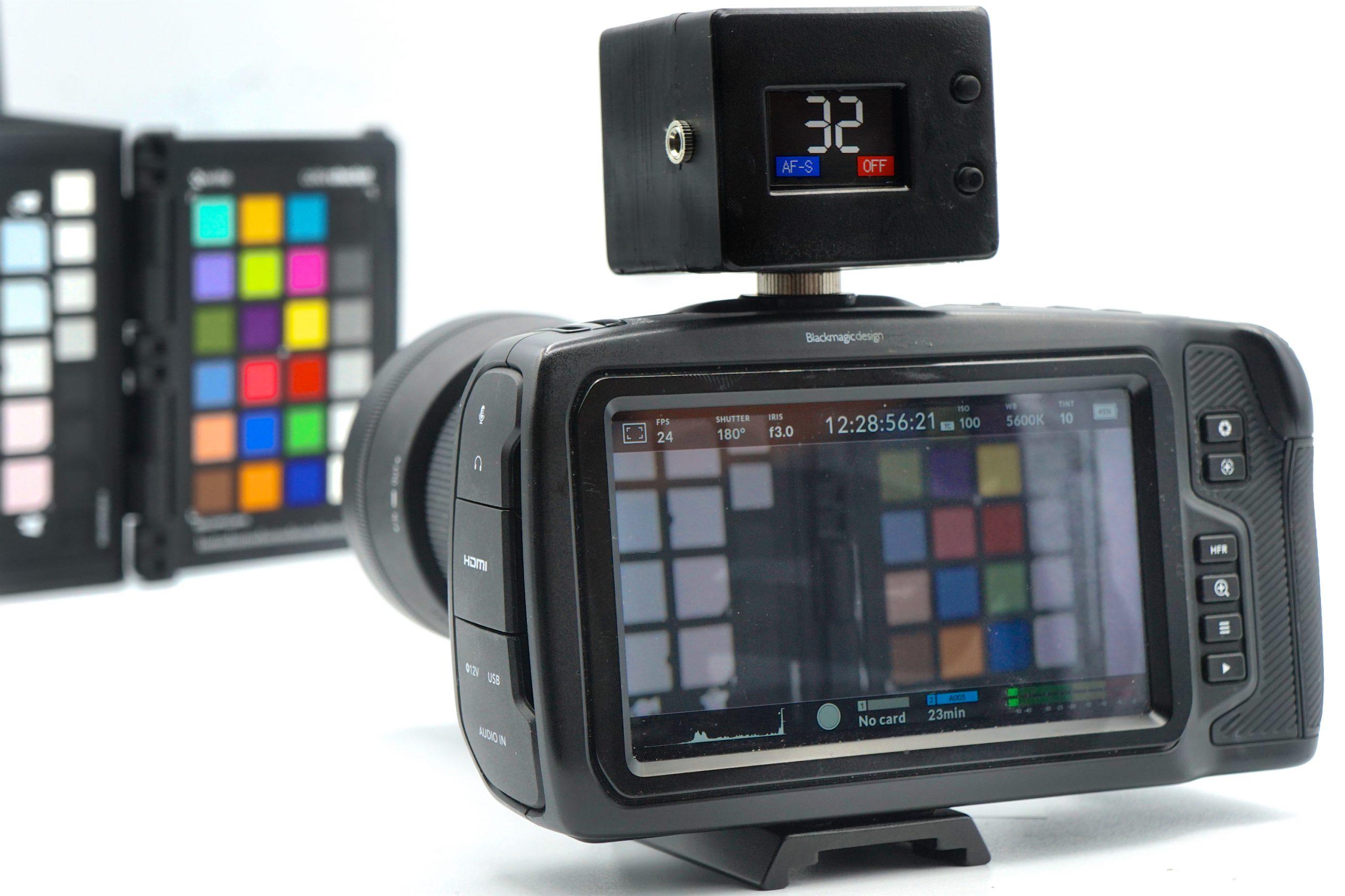 Exclusive Cda Tek Announces Afx Lidar Autofocus For Blackmagic Pocket Cinema Camera 4k 6k Also Tilta Nucleus Compatibility Af With Any Camera And Lens Eoshd Com Filmmaking Gear And Camera Reviews