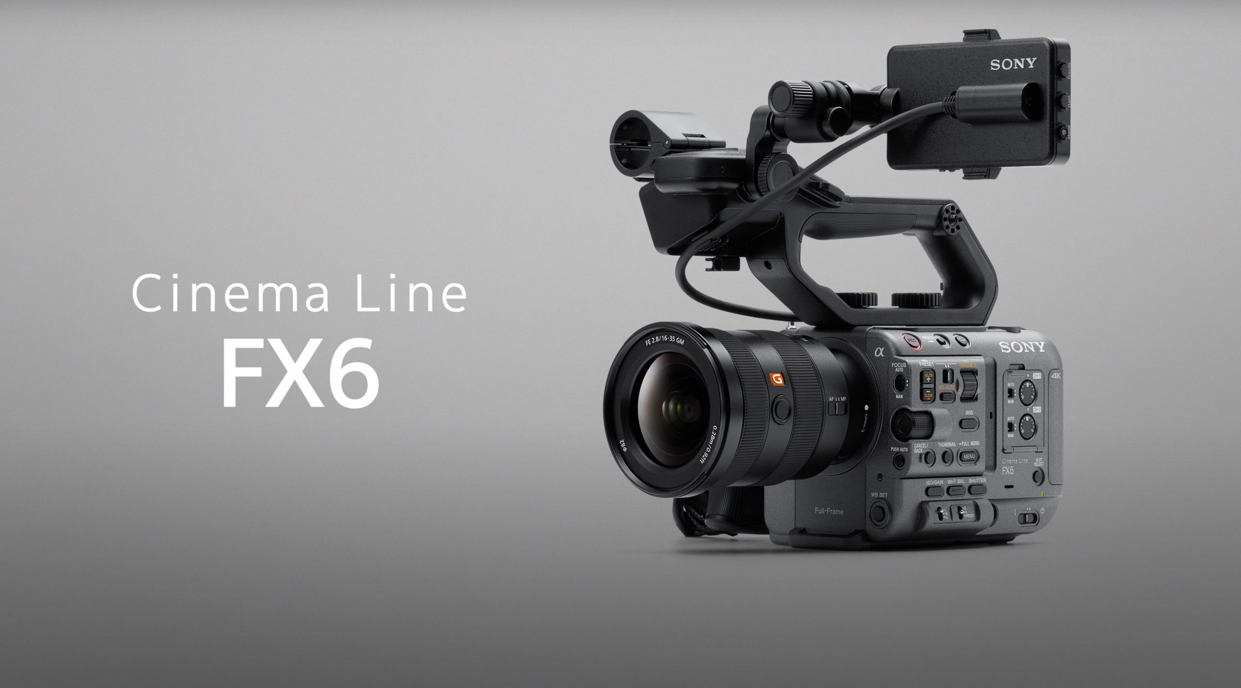 Sony FX6 is here, but will you still have a job to go with it? - EOSHD.com  - Filmmaking Gear and Camera Reviews