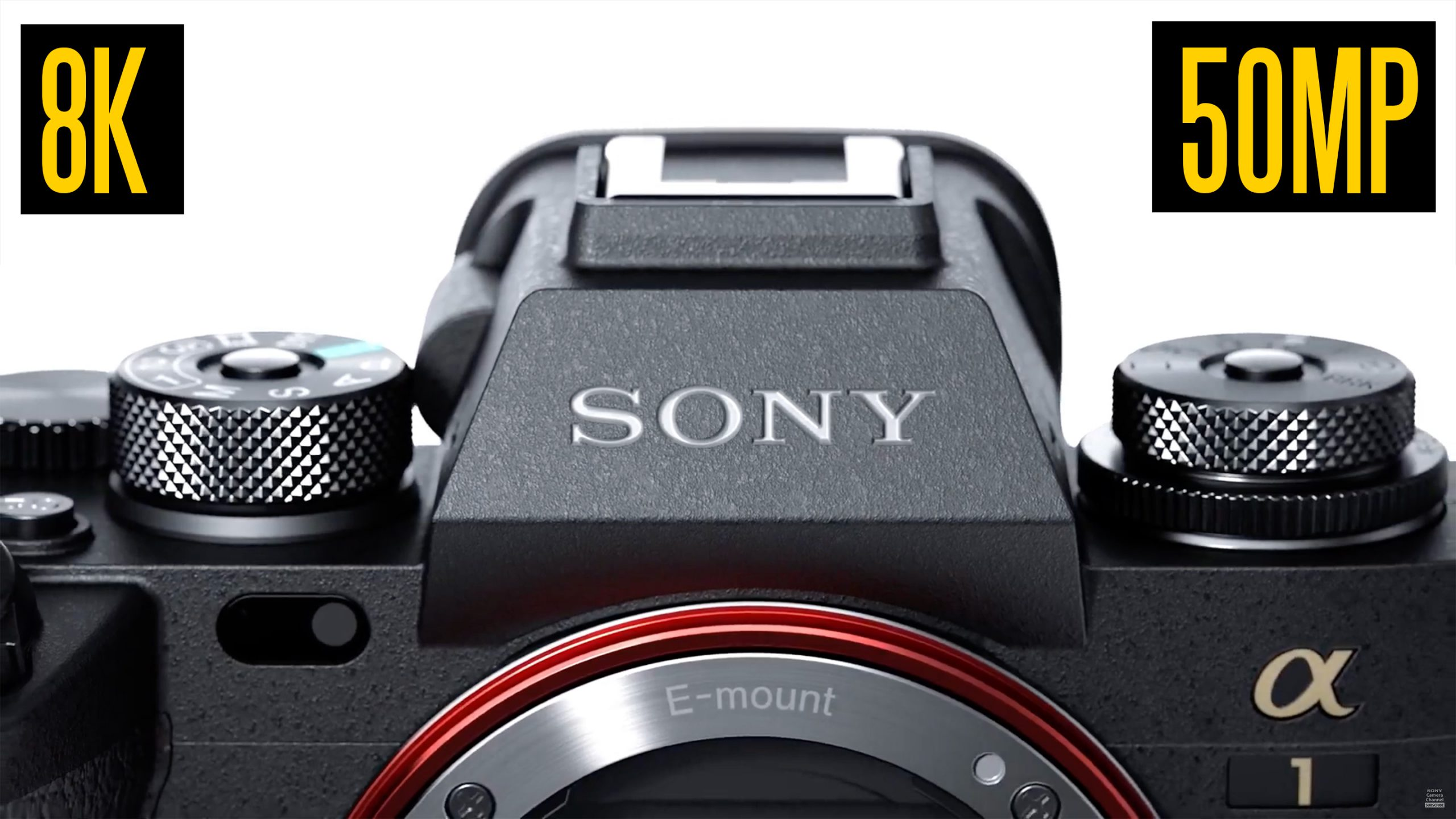 Sony Alpha 1 announced - 8K, 50MP (Canon EOS R5 competitor, but $6500) -  EOSHD.com - Filmmaking Gear and Camera Reviews