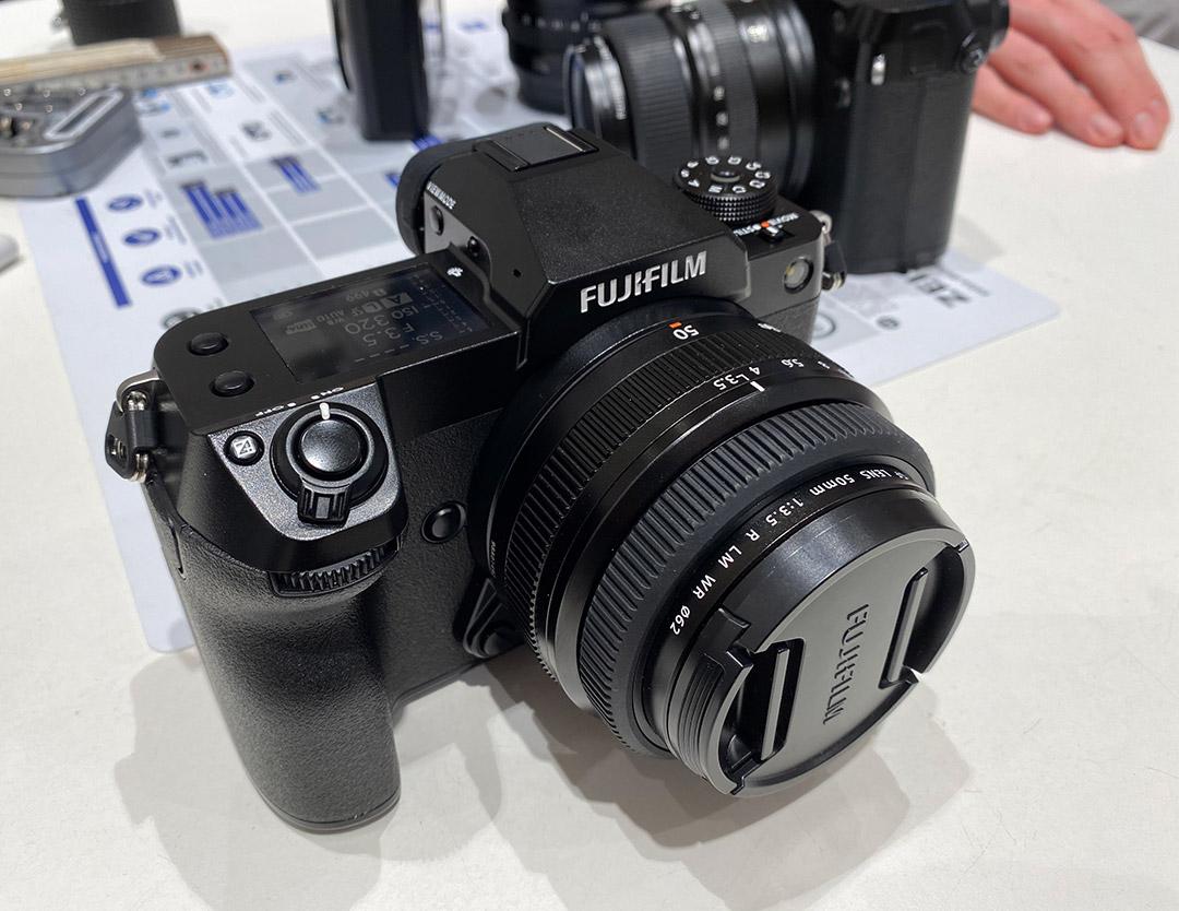 GFX 100S