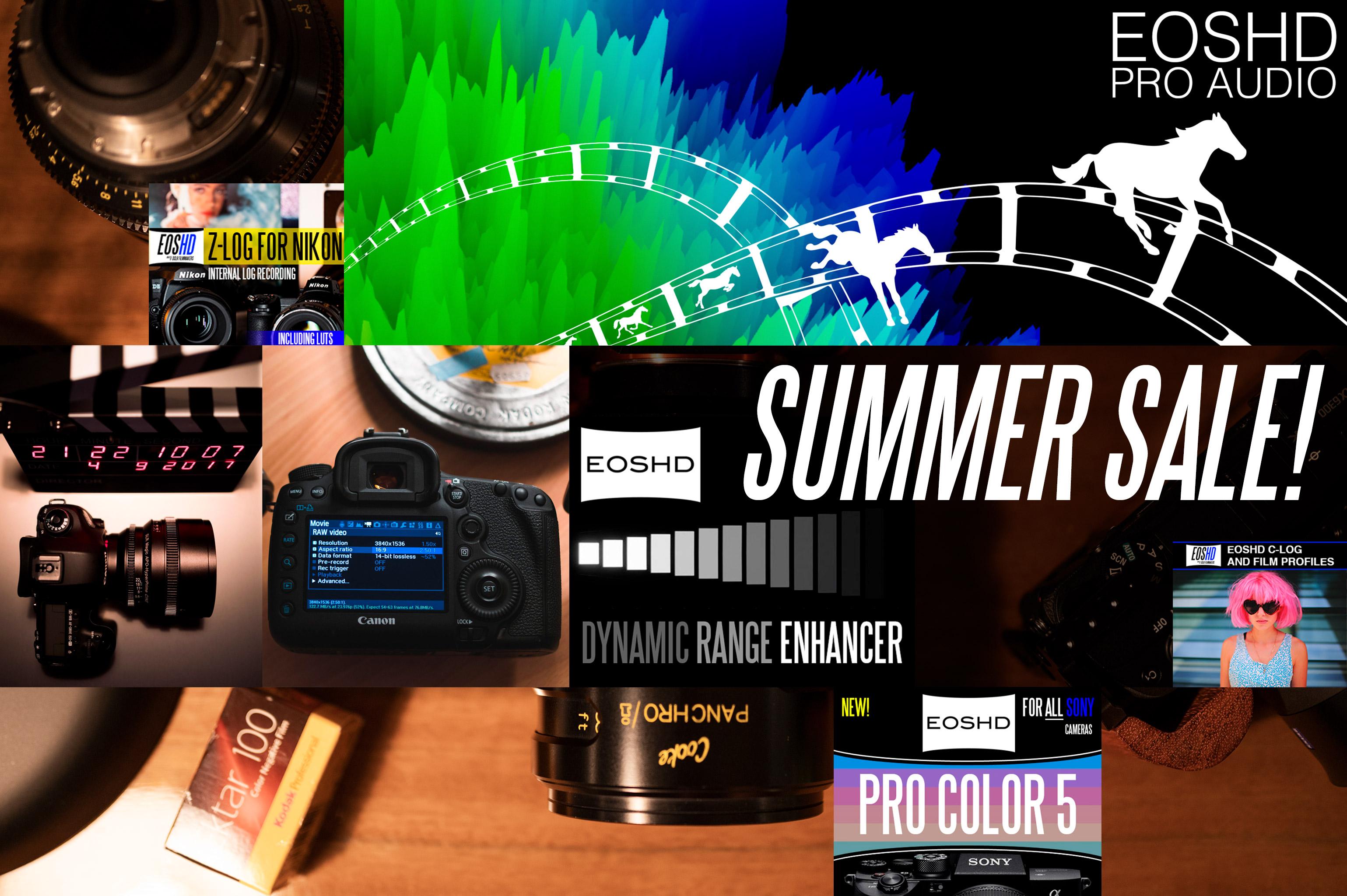 EOSHD Summer Sale